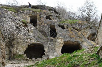 Fortress, Chufut-Kale