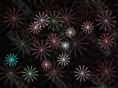 Layered Starbursts