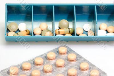 Pills Dosage