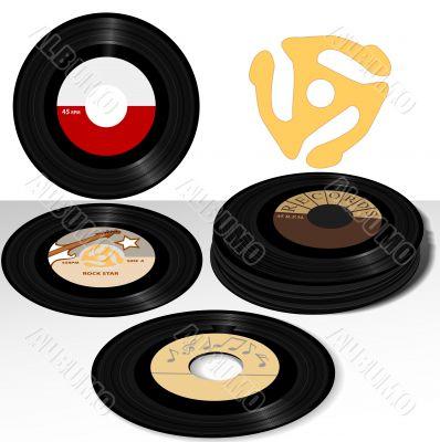 45 Record Labels Retrospective