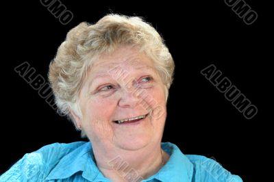 Sunny Senior Lady