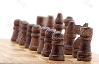 chess board macro