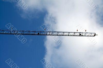 long crane arm
