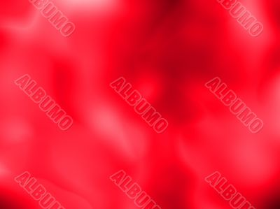 Gentle red background abstract graphic