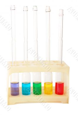 chemistry rainbow