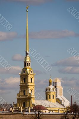 Peter and Paul`s Fortress