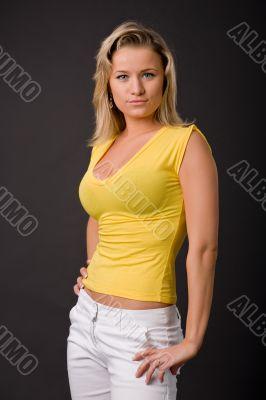 trendy woman