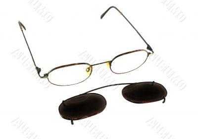 Clip On Sunglasses 1