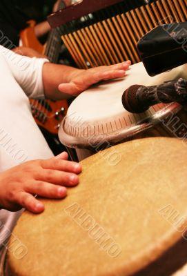 Nigerian drum