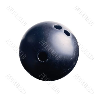 Sphere for bowling