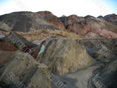 Artist Palette, Death Valley, California