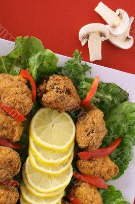 seafood hushpuppies