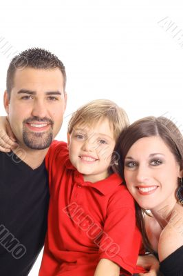 happy family vertical