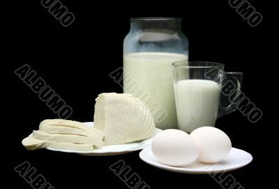 Milk morning