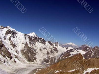Elbrus and Bezengi