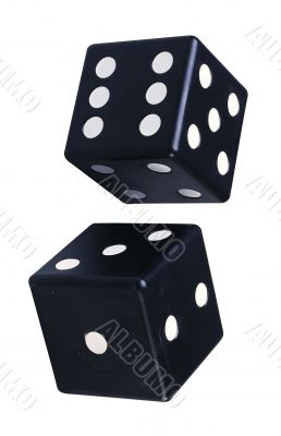 Game dices