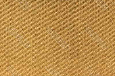 Compressed carton texture