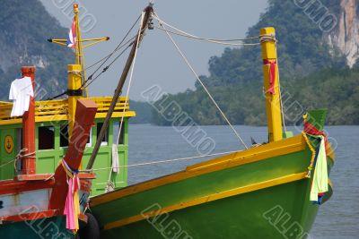 Fishing Boat D