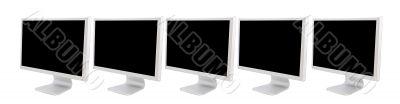 monitors of computers
