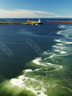 Atlantic Ocean Seascape
