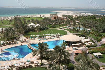 UAE. Dubai. Jumeira. Hotel Le Royal Meridien