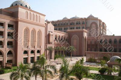 UAE. Abu Dhabi. Emirates Palace hotel