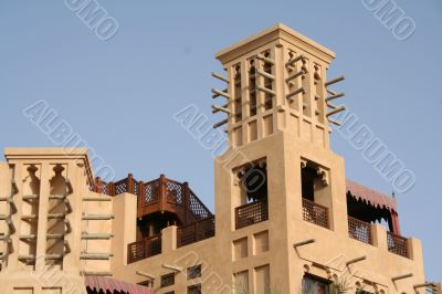 UAE. Dubai. Jumeira. Hotel Madinat Jumeira