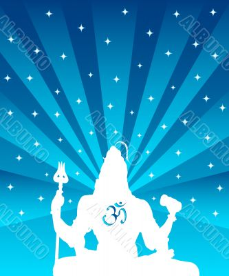 Shiva - The Indian God
