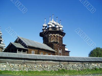 North Russia Kizhi
