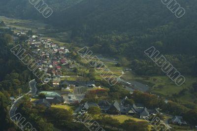 Yamadera Valley