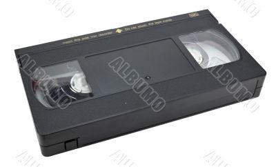 Video cassette diagonal