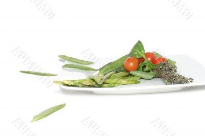 Still-life Vegetables