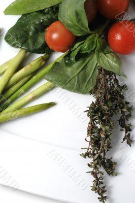 Vegetables Still-Life
