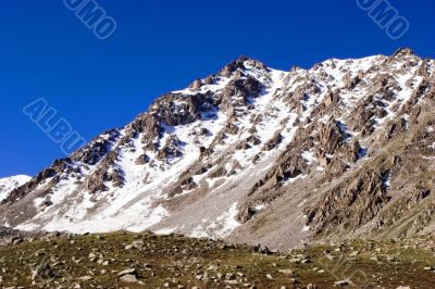Mountains Tien Shan