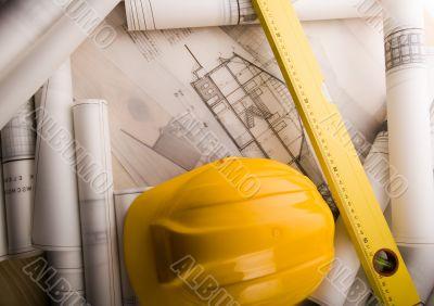 Blueprints & House