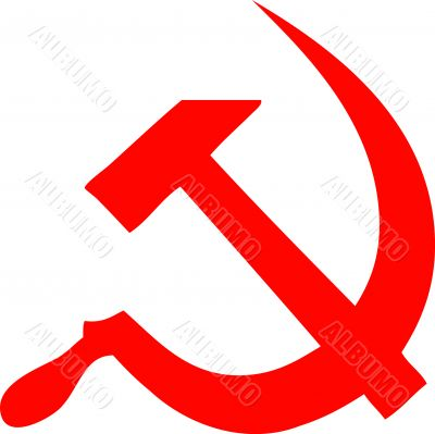 Communism sickle