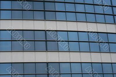 Business Background, Office glass Building