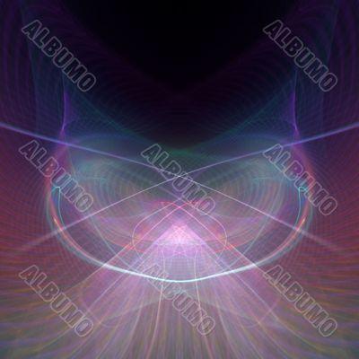 Illusion Pastel Abstract