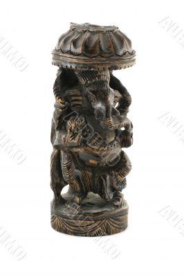 Ganesha, god of India