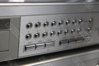 Video recording device.