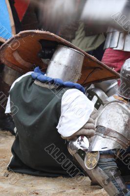 The won knight