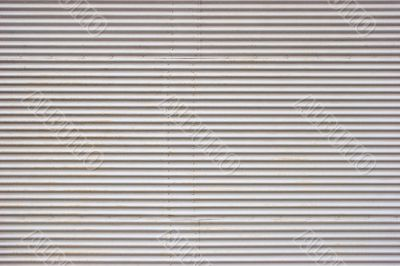 Corrugated sheets with rivets