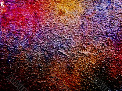 texture is an abstract metal