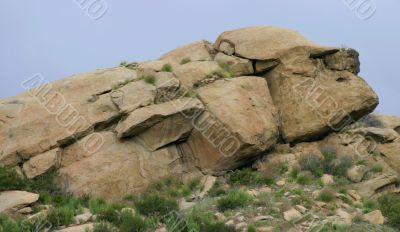 Rock Face 6346