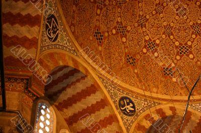 Suleyman`s tomb
