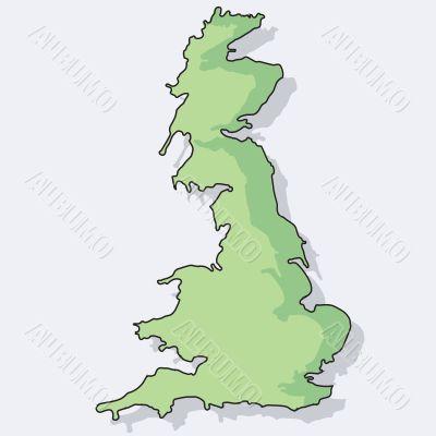 UK European Continent