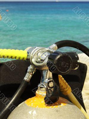 Ready for Scuba Diving Adventure