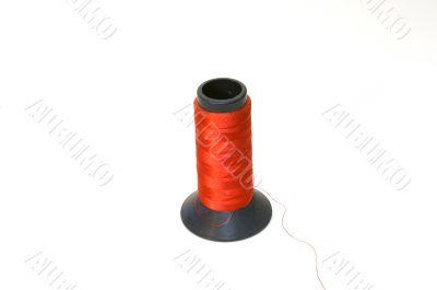 Spool Red Thread