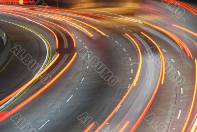 101 Freeway Curve