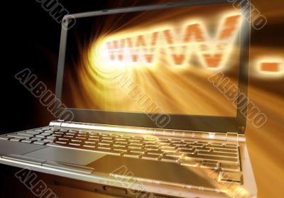 Emitted WWW